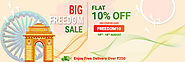 Hurry!!! Big Freedom Sale UP TO 80% OFF Offers Kids Toys