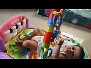 Baby Gym Mat | Kick and Play Multi-Function Piano Baby Gym