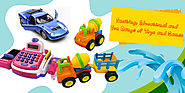 Up to 70% + Extra 5% Off on Kids Toys Offer | Techhark Store