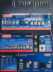 Products available from Ambassador Locksmiths