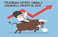 Telegram crypto signals channels: profit in 2019! - Cryptocoindude.com