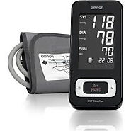 Omron MIT Elite Plus Digital Automatic Blood Pressure Monitor