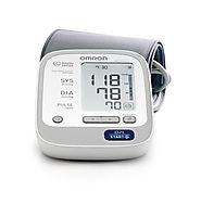 Omron M6 Comfort Blood Pressure Monitor with Dual Sized Cuff