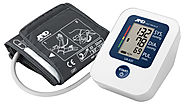 A and D Automatic Blood Pressure Monitor UA-651 | BP Monitor