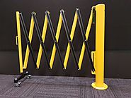 Rotating Expandable Barrier | Verge Safety Barriers
