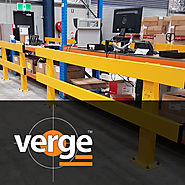 Vivid Gate | Verge Safety Barriers
