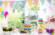 Party decorations uk