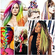 Top 10 Best Clip In Colored Hair Extensions Reviews 2019-2020 on Flipboard by Anya Jones
