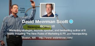 David Meerman Scott - Web Ink Now @dmscott