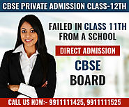 CBSE Private Candidate 12th Admission Form Last Date -CBSE Private form