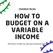 Freelancers: How to budget on a variable income - Chango
