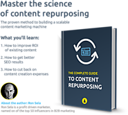 The Complete Guide to Content Repurposing