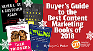 Buyer's Guide to the Best Content Marketing Books of 2018