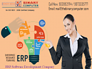 Hire Leading ERP Software Development Company in India