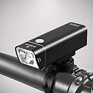 USB Rechargeable Bicycle Headlight, Cycling Lamp - INBIKE