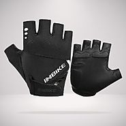 Half Finger Work Out Gloves - Half Gloves for Bike Riding - INBIKE
