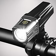 Super Bright Front Cycle Light - Rechargeable Bicycle Headlight- INBIKE