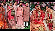 Akash Ambani and Shloka Mehta's Wedding Pics | GQ India