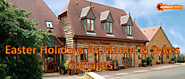 This Easter Holiday Spend It With Manor Cottages & Sykes Cottages | CollectOffeers UK