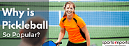 What is Pickleball and Why is It So Popular? | Sports Imports | Sports Imports