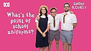 What's the point of school uniforms? - Short & Curly - ABC Radio
