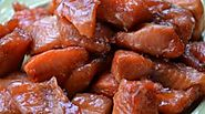 Buy Smoked Salmon Candy Online 1 lb