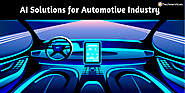 AI solutions for Automotive Industry – ai-development-company – Medium
