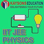 IIT JEE Physics Video Lectures by Kaysons Education