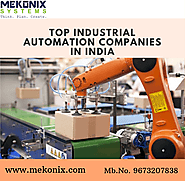 Top Industrial Automation Companies in India- Mekonix – Mekonix System