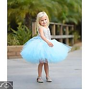 Kids Girls Dresses - Stylish and Fashionable baby girl Dresses Online India