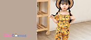 Buy Online Jumpsuit for Girls- BabycoutureIndia