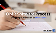 OMR software Process - Designing to evaluation of OMR sheets defined! - OMR Home Blog