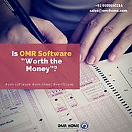 "Is OMR Software ""Worth the Money""? - OMR Home"