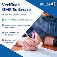 Unique OMR Software - Verificare