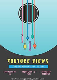 How to buy YouTube views to Build your Audience on YouTube Easily?