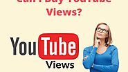 Can I Buy YouTube Views?