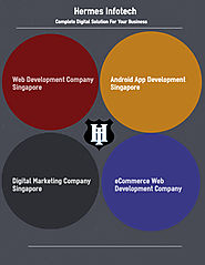 Website Development Company In Singapore
