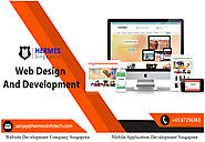 Website Design & Development Company Singapore