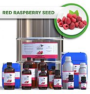 Shop Now! Red Raspberry Seed Essential Natural Oils at Best Price