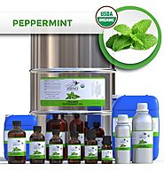 Shop Now! Peppermint Essential Natural Oils Online at Best Price
