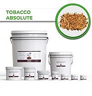 Shop Now! Essential Natural Tobacco Absolute Oils at an Affordable