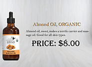 Shop Now! Almond Oil at an Affordable Price