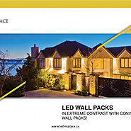 Reasons to Update To LED Wall Packs Over Conventional Wall Packs