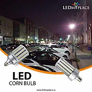 Make Long Term Investment by Buying LED Corn Bulbs