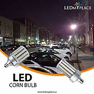 Use LED Corn Bulbs are environment-friendly