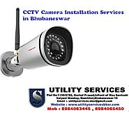 CCTV Camera Installation Servcies Bhubaneswar