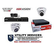 CCTV Camera Installation Services in Bhubaneswar, Odisha