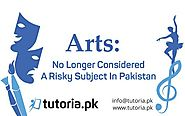 Arts: No Longer Considered A Risky Subject In Pakistan