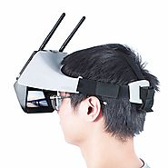 Top 10 Best FPV Goggles with HDMI Input Reviews 2019-2020 on Flipboard by Quadcopters