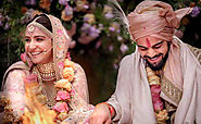 Anushka and Virat Finally Tie the Knot - Bollywood